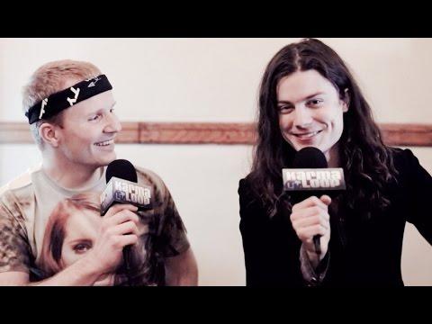 Damon Campbell Interviews BORNS