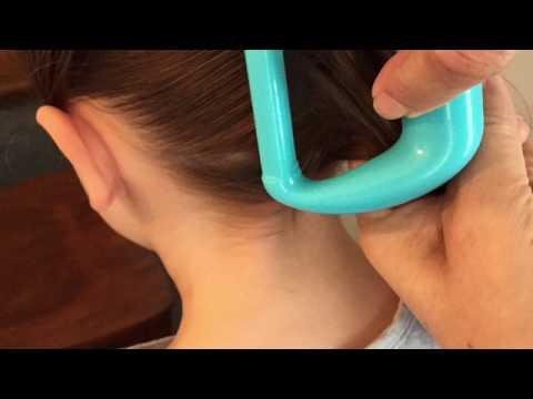 Lice Prevent - Lice Brush & Lice Comb