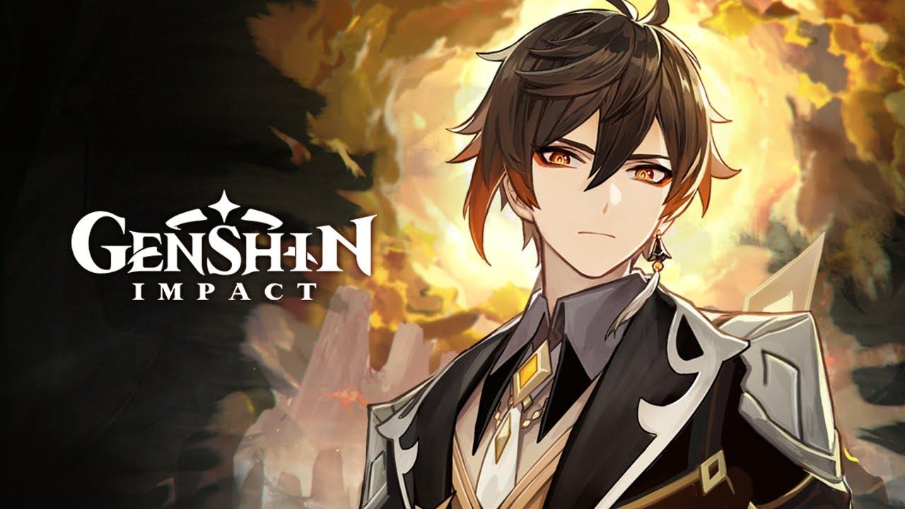 "Character Demo - ""Zhongli: The Listener"" | Genshin Impact"