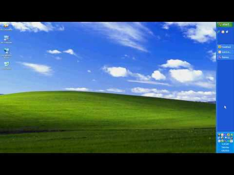 Windows XP Tips - How to Move the Windows Task Bar