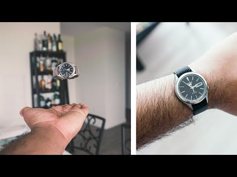 The best entry-level automatic wristwatch? - Seiko 5 Review!