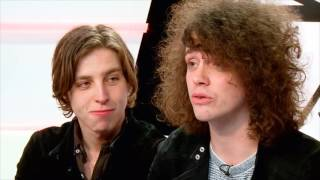 CATFISH AND THE BOTTLEMEN TAKEOVER