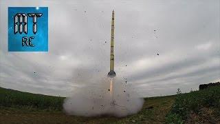 EARS Launch Report April 2015 - UK Rocketry [4K]