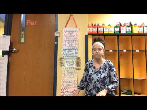Kristen's Classroom Tips: Behavior Chart
