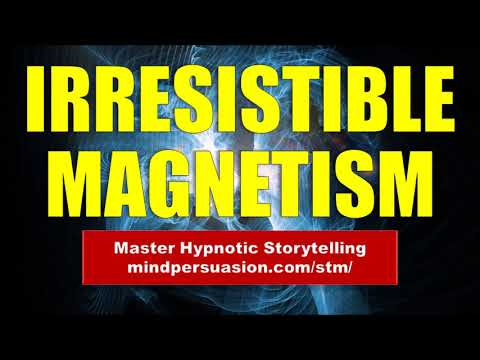 Irresistible Magnetism - Develop A Magnetic Personality - Subliminal Affirmations