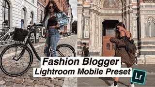 Use Custom Preset in LIGHTROOM Mobile + Free The Wall Preset