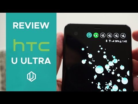 HTC U Ultra Review - Why?!