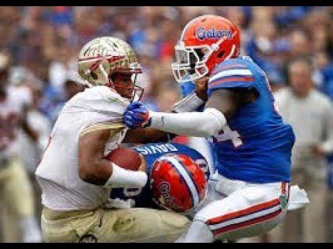 Florida Gators - Florida State Seminoles Rivalry