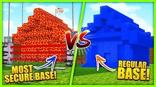 LAVA HOUSE VS WATER HOUSE - WHO