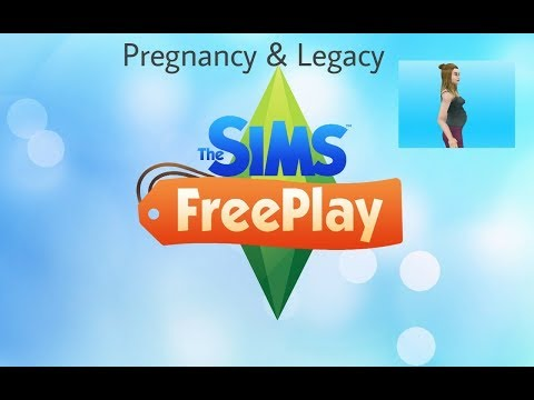 Sims Freeplay Pregnancy Update Trailer! 2018