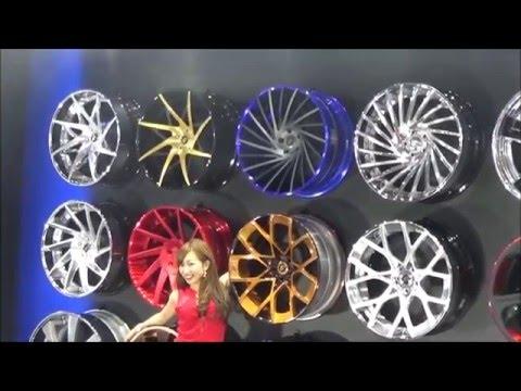 RIMS SHOW JAPAN (Custom wheels) カーリムジャパン