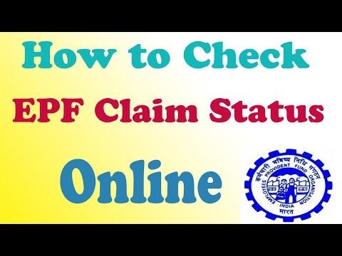 [Hindi] How to Check EPF Claim Status Online || Technical Naresh