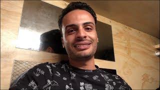 اخر فيديو لشادي سرور الذى اعلن فيه تركة للاسلام وللحياة