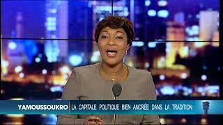 Le 20 heures de RTI1 du 12 février 2018 par Marie Laure N'goran