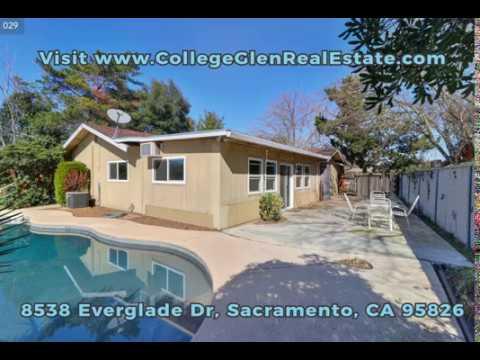 Just Listed For Sale - 8538 Everglade Dr, Sacramento, CA 95826