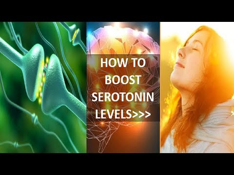 How to Boost Serotonin For Happiness And Good Mood!!Foods That Boost Serotonin!!