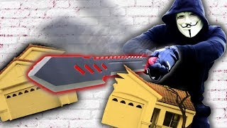 Download CWC SAFE HOUSE is now under PROJECT ZORGO Control (Searching for Abandoned Spy Ninja Gadgets) Video