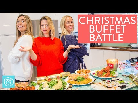 A Battle Of The Buffet Food   Iceland & Channel Mum   Ad
