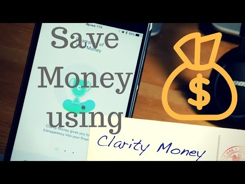 What's inside Clarity Money | iOS Android | Save Money | Finance Manager | App Review |