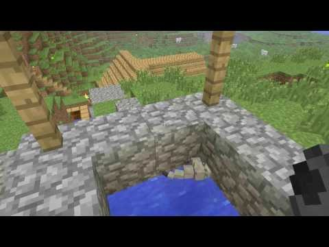 SPAWNING SILVERFISH - Minecraft part 1