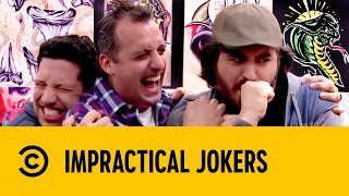 The Most Hilarious Punishments   Impractical Jokers