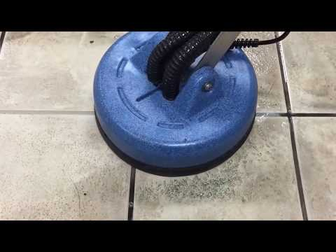 THE BEST WAY TO CLEAN TILE AND GROUT