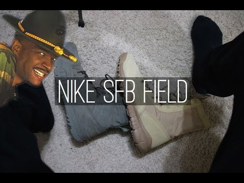 Nike SFB Field Review W/ On-Foot Review