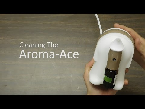 Cleaning the Aroma Ace (10 steps)
