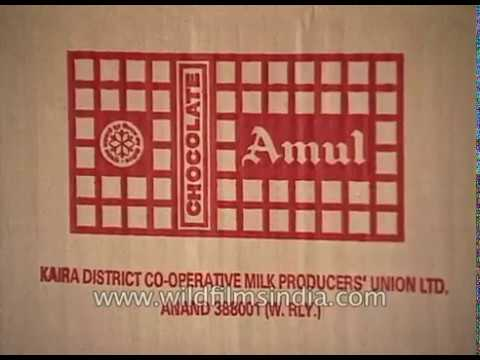 Amul Chocolate being made in the factory, Gujarat