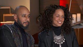 The bonds that bind power couple Alicia Keys and Swizz Beatz