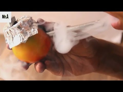 How To Make Tomato Fruit Hookah At Home