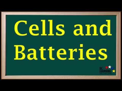 BCLN - Cells and Batteries - Chemistry