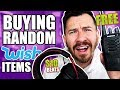 Buying Everything Wish Recommended Me! (TESTING KNOCK OFF TECH FROM WISH $1000 Unboxing) PART 3