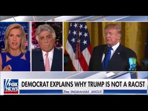 Democrat Explains Why Trump is Not A Racist