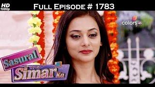 Sasural Simar Ka - 29th March 2017 - ससुराल सिमर का - Full Episode (HD)