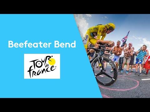 Beefeater Bend // Le Tour de France