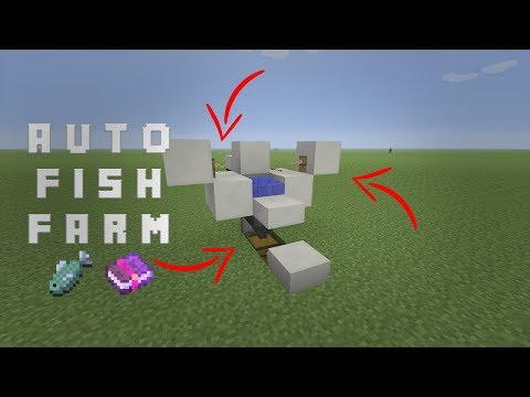 Auto Fish Farm AFK - ALL CONSOLES (Easy Mending Books and Frost Walker)