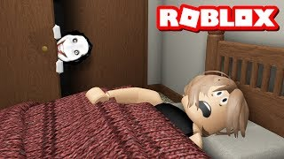STRANGER IN THE CLOSET - A Roblox Horror Story