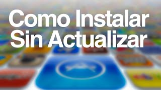 Aplicacion Requiere Ios 5 Ios 6 Ios 7 Ios 8 Ios 9 Iphone 4 Ipad 1 Iph