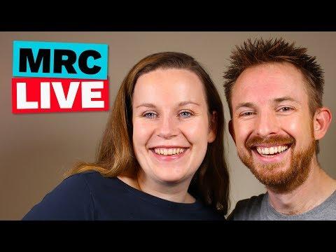 Creating Radio Jingles Live with Mike and Izabela