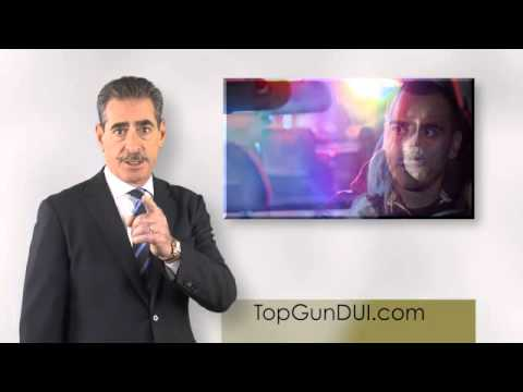 Top Gun DUI Defense Attorney Myles L. Berman commercial now running on 4 SoCal TV networks