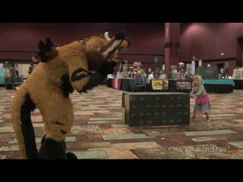 Telephone's Cute interaction -RAW- BLFC 2017