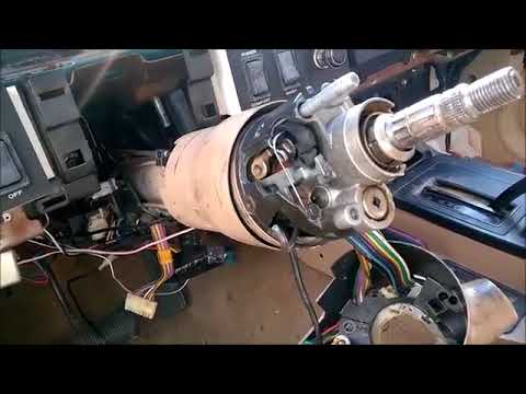 Ignition switch replacement 89 Cherokee XJ
