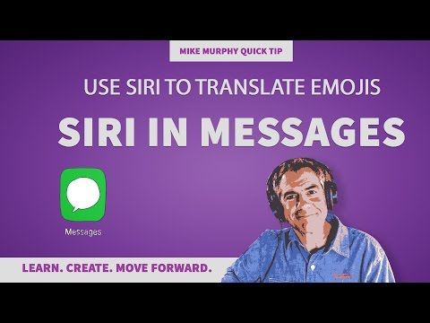 Quick Tip: Use Siri to Translate Emojis in iOS Messages