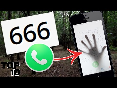 Xxx Mp4 Top 10 Scary Phone Numbers You Should NEVER Call 3gp Sex