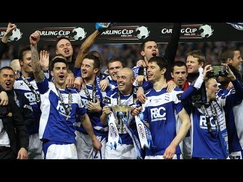 Birmingham City 2-1 Arsenal | Carling Cup Final 2011