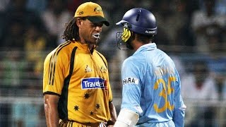 Top 10 Biggest Fights Between Players  in Cricket History Ever