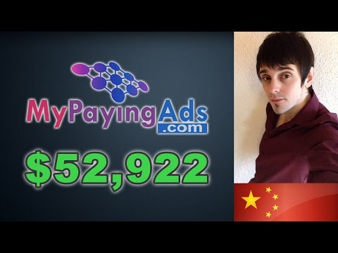 Making Money From Websites On The Internet - My Paying Ads Earnings