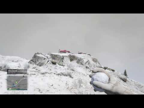 Snowball shot