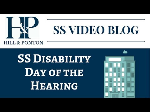 SS - Day of the Hearing